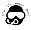 Below The Surface Divers Logo